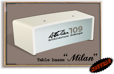 location table basse Milan